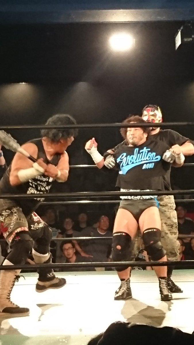 "FMW: Resultados ""Super Battle FMW"" - 08/06/2017 - Un furioso Onita da cuenta de EVOLUTION de Suwama 3"