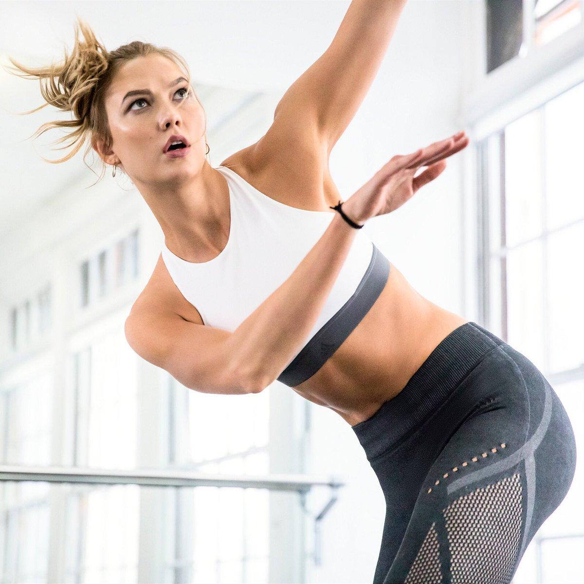 Karlie kloss karliekloss twitter for Deporte gym