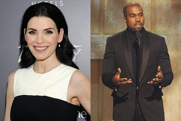 June 8: Happy Birthday Julianna Margulies and Kanye West