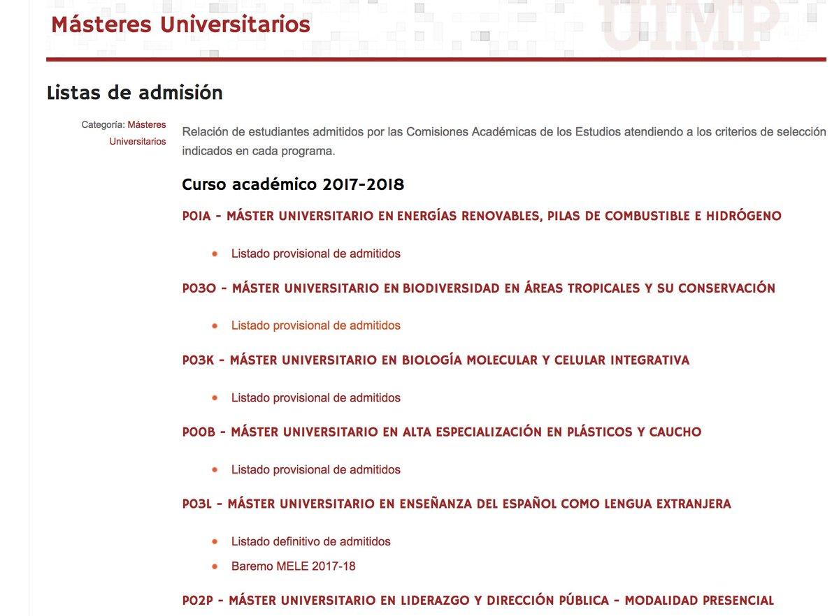 Magnífico Listado Estudios Madrid Festooning - Ideas de Decoración ...