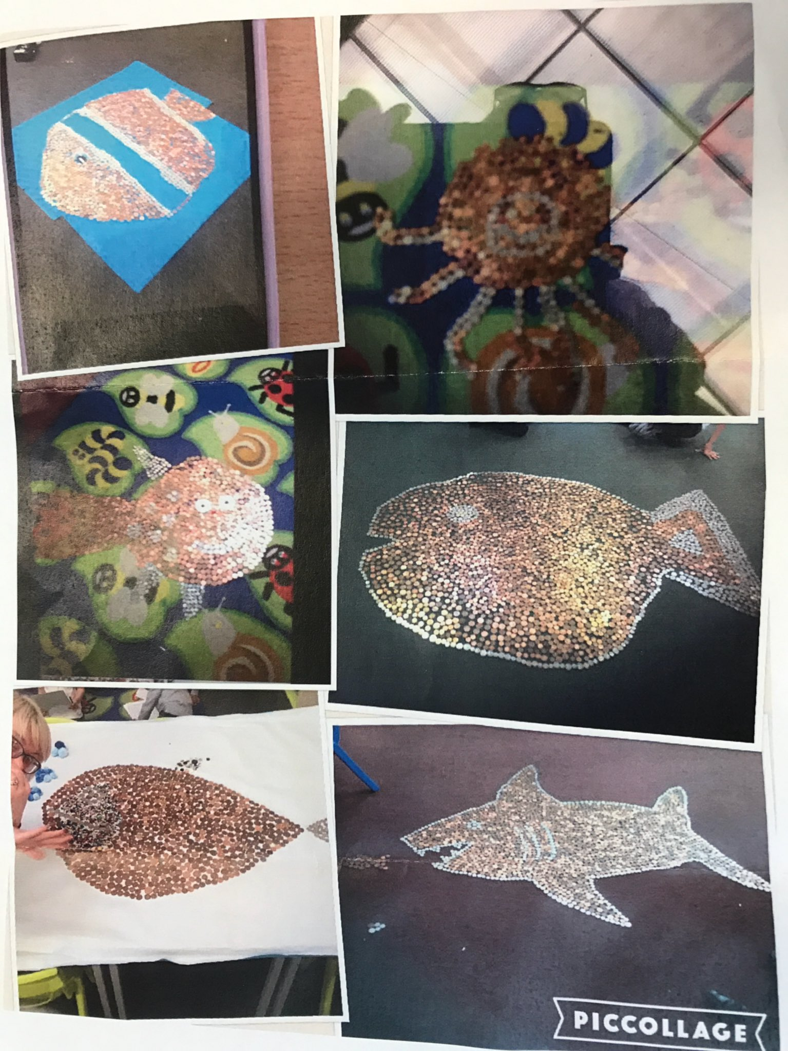 We've just received these fab photos from St Joseph's, Birmingham, who raised £390.06 for the Lent #BigFish appeal. Thank you! https://t.co/x0q69eVSEq
