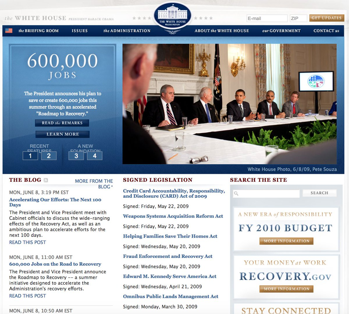 Dan Diamond On Twitter The White House Homepage  Days After - Us zip code white house