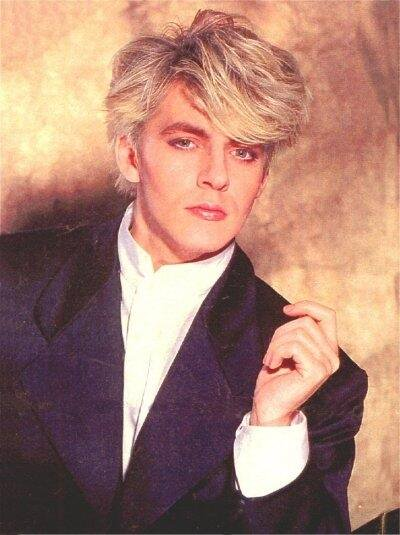 Happy 54th Birthday to Duran Duran\s Nick Rhodes. What\s he going to do do do do do do do dodo dododo dodo today?