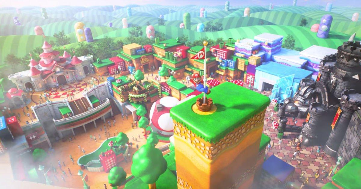 Real-world 'Mario Kart' is headed to Japan's Nintendo theme park https://t.co/WCXqGCIJBi https://t.co/ivRyzrEkxq