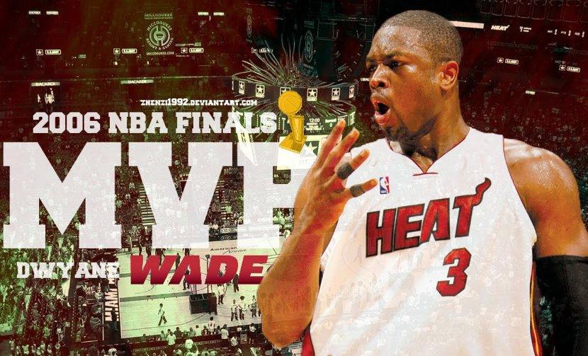 總冠軍賽0-2落後!還記得2006年的閃電俠Dwyane Wade嗎(影)