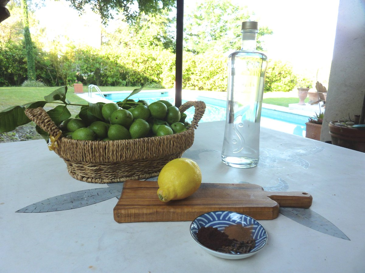 like #Limoncello, love #Nocino.Make it yourself NOW, while walnuts are still green. #ifbc #CotedAzurFrance  https:// tinyurl.com/yaty8now  &nbsp;  <br>http://pic.twitter.com/dX6MQIuM2i