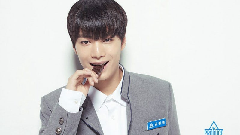 #KimJongHyun Picked As No.1 For Most Regrettaby Eliminated Trainee On...