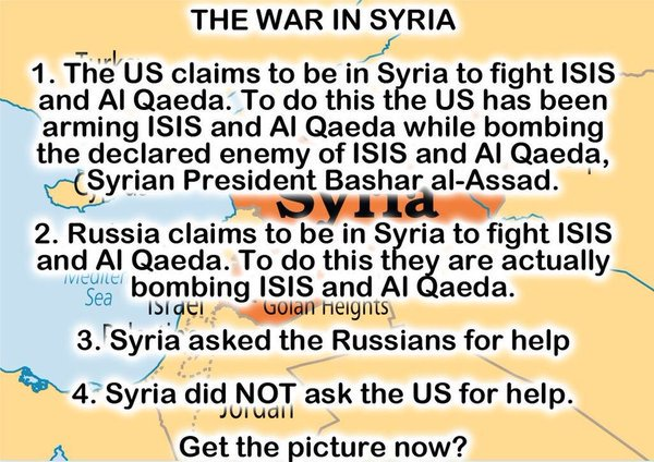#Russia and #USA in Shootdown Showdown Over #Syria - #NewWorldNextWeek  https:// youtu.be/Lp0mxrsX7sE  &nbsp;   via @YouTube @corbettreport  @mediamonarchy<br>http://pic.twitter.com/rC51dAGcsr