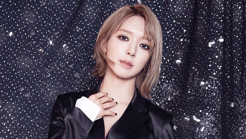 #Choa Denies That She Is Leaving #AOA For Love Or Marriage  https://t....