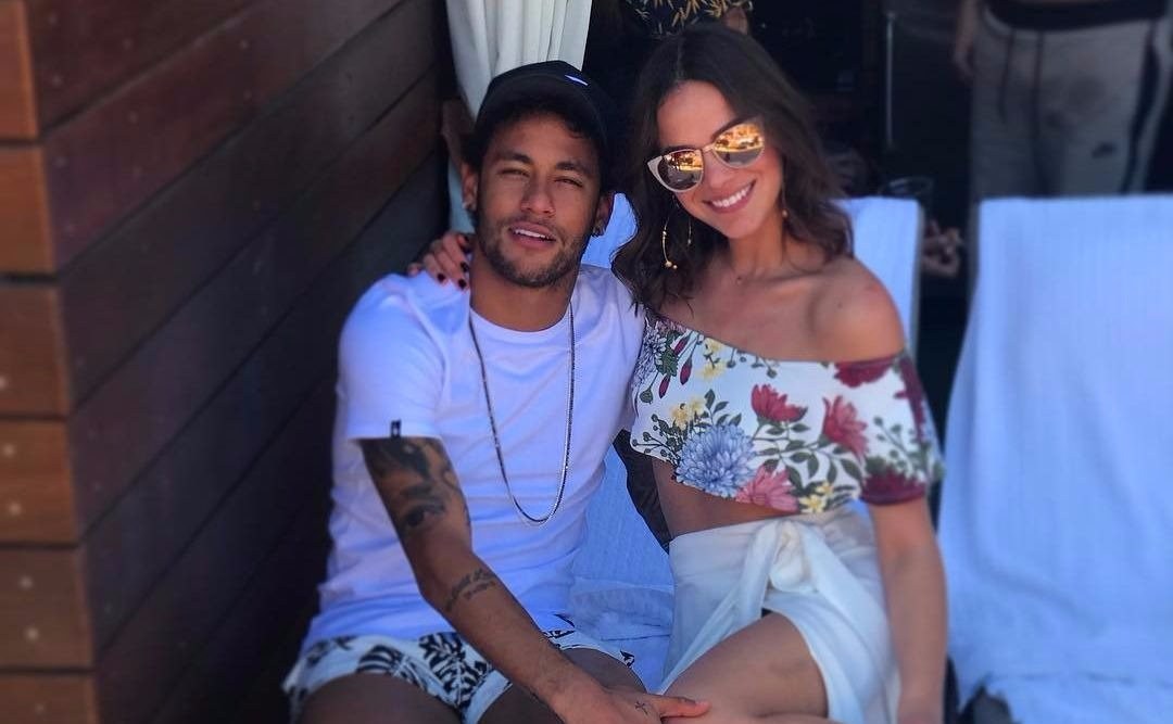'Só desejo o melhor para ela', diz Neymar sobre término com Bruna Marq...