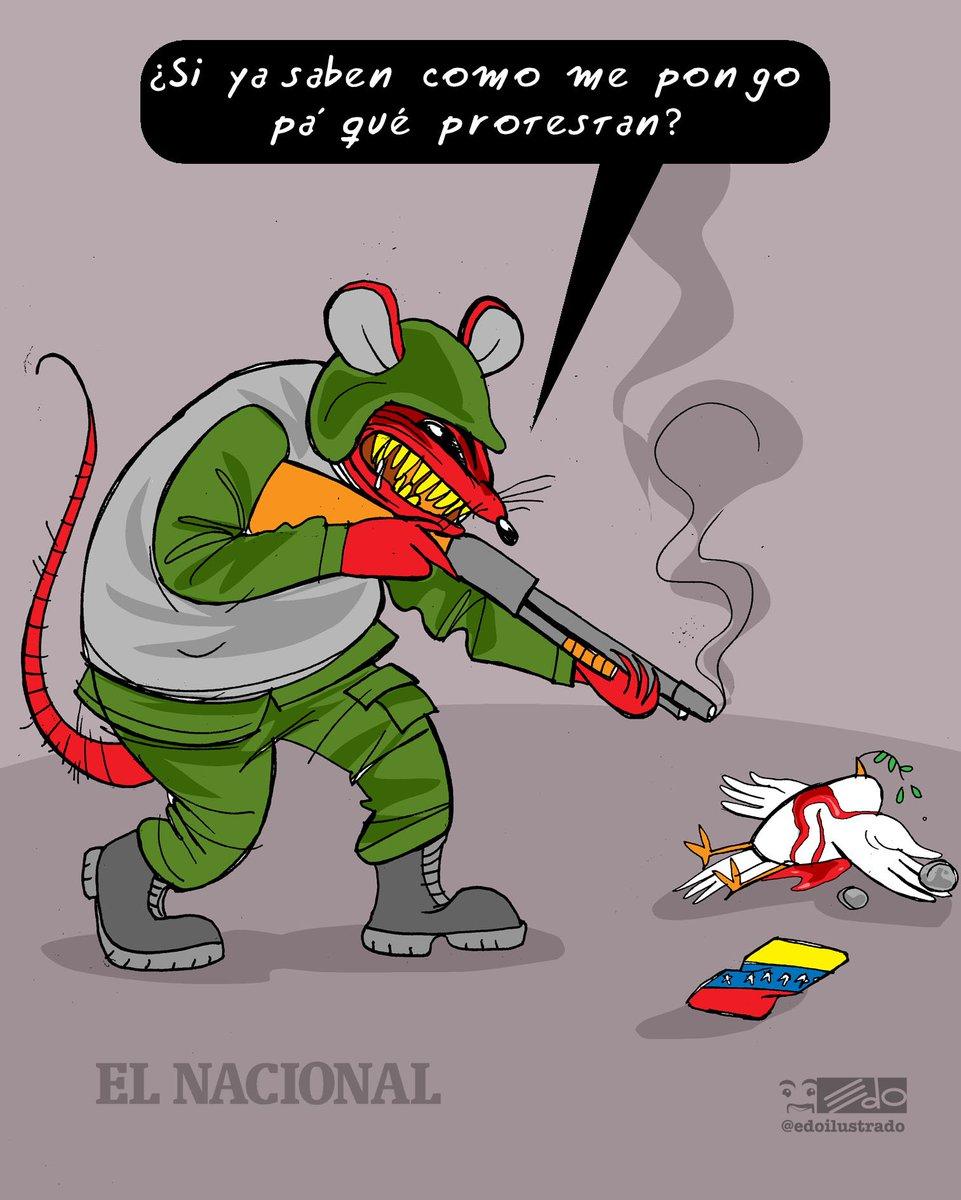 #22Jun Caricatura EDO Para @ElNacionalWeb - @edoilustrado     …