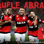 RT @Flamengo: Dois de Diego e três de Guerrero! De...