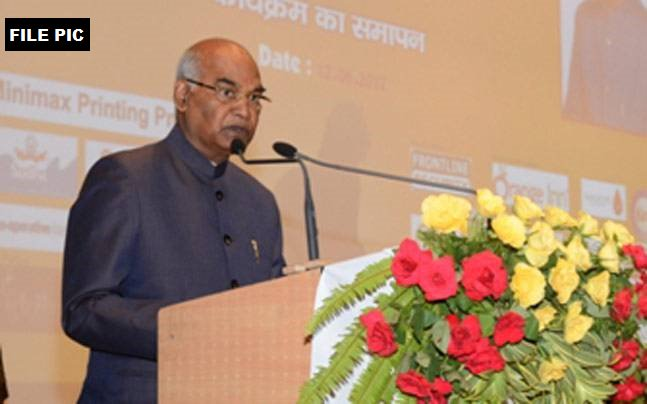 #Prespolls: NDA's presidential candidate Ram Nath Kovind to file his nomination papers today in the presence of Prime Minister Narendra Modi