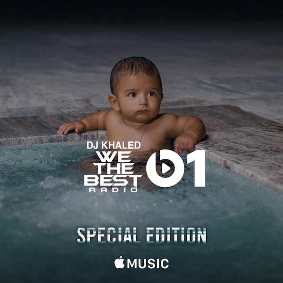 .@DJKhaled debuts new album 'Grateful' on We the Best Radio. https://t...