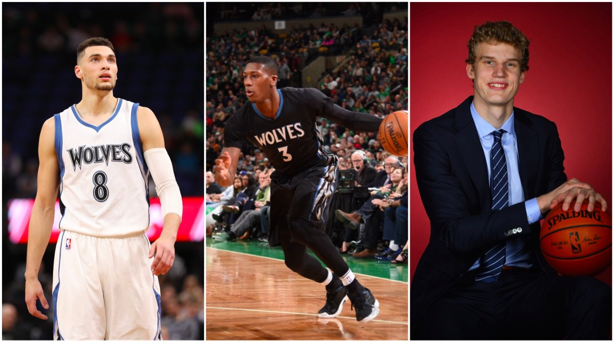 OFFICIAL: Bulls acquire Kris Dunn, Zach LaVine, and Lauri Markkanen fr...