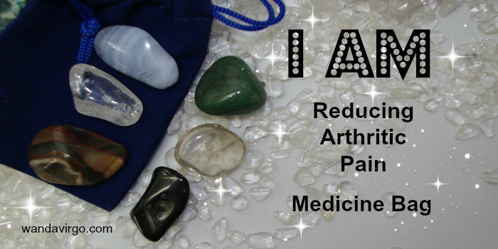 I AM Reducing #Pain #Crystal Medicine Bag for Inflammation &amp; Arthritis on #Etsy  http:// tinyurl.com/h5w7h9u  &nbsp;  <br>http://pic.twitter.com/oggJrcH7x8
