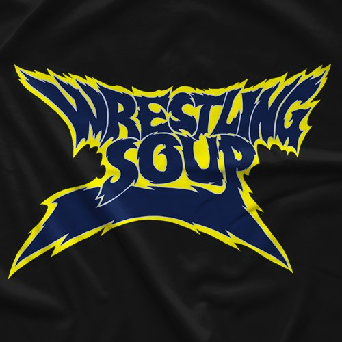 .@wrestlingsoup Wrestling Soup #wrestling tee shirts https://t.co/Cm9o...