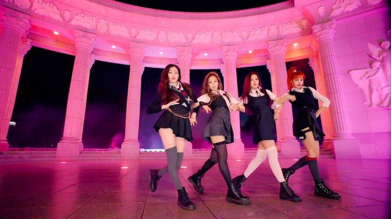 """#BLACKPINK Breaks Record For K-Pop Groups On YouTube With """"As If It's..."""