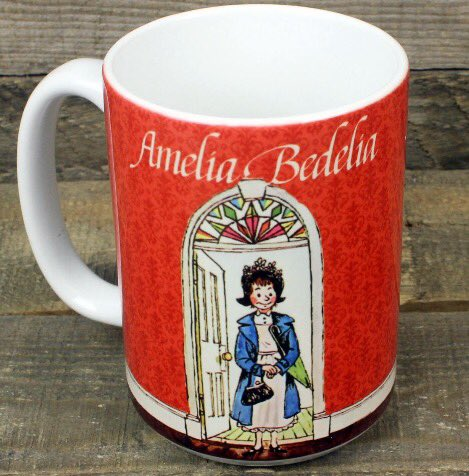 #AmeliaBedelia #muglife #Etsy #librarychic https://t.co/AyFqu8Vnam
