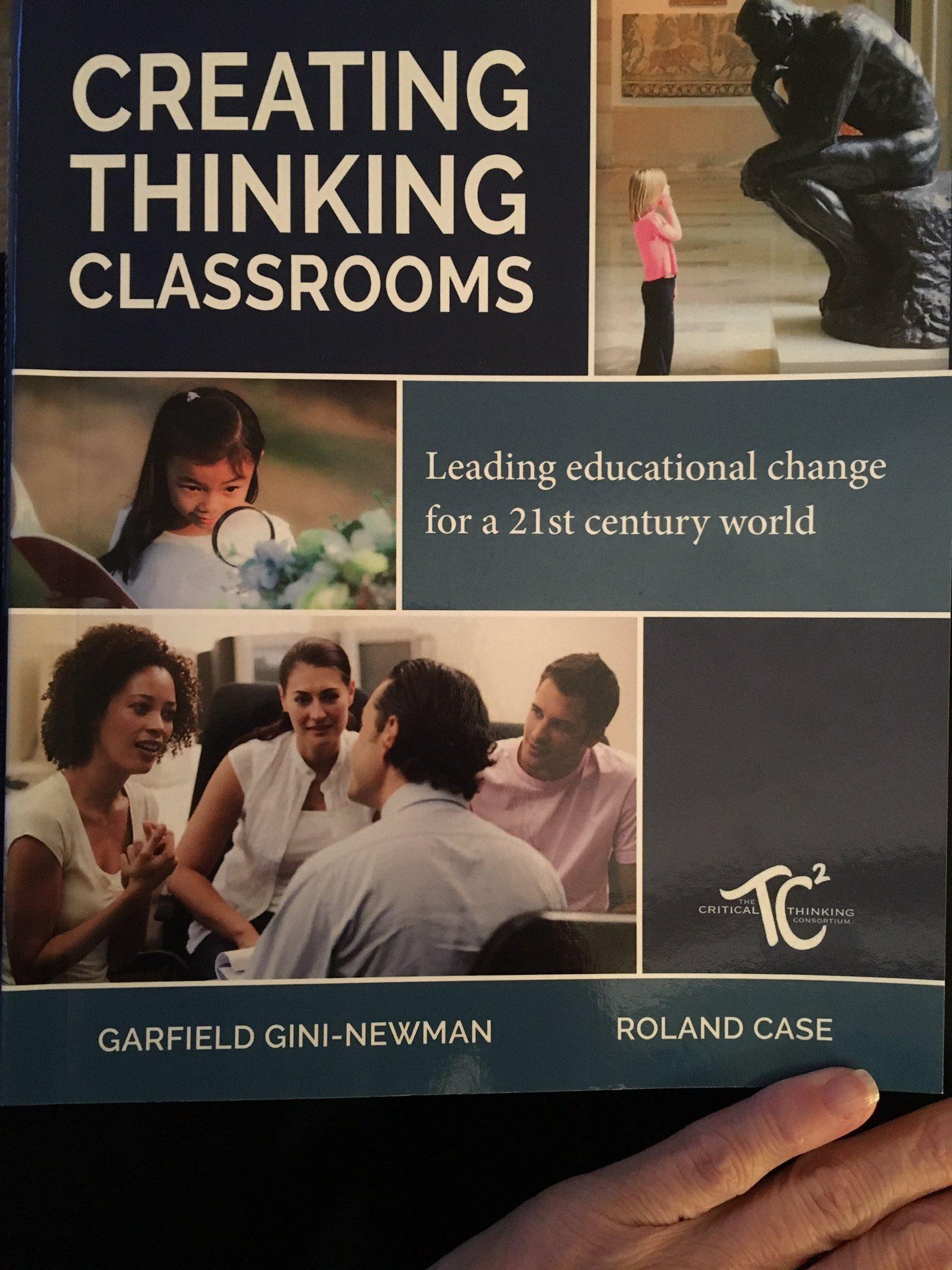 Starting the @SGDSBoard #summer #reading #ThinkingClassrooms @ggininewman #RolandCase @TC2thinks @UshaJames #ltelt @NIckiMC40 https://t.co/whNgrd5hRa