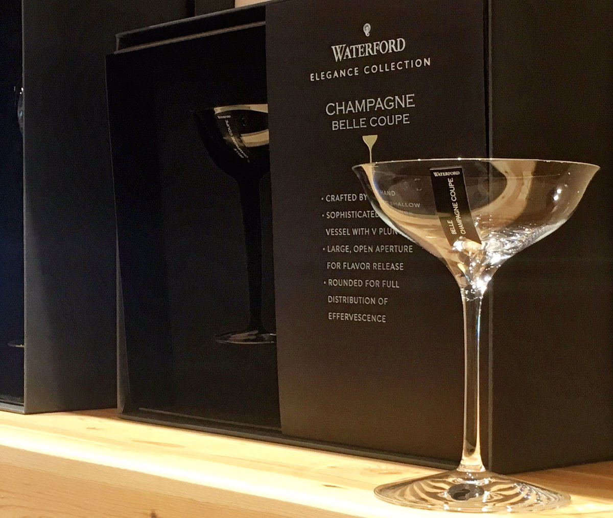 Bc Wine Info Centre On Twitter The Belle Coupe By Waterfordcrystl Because Every Wine Deserves A Beautiful Glass Bcwine