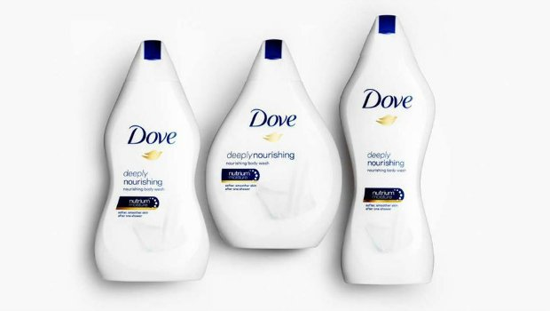 See the controversy over @Dove's new body campaign because of these ne...