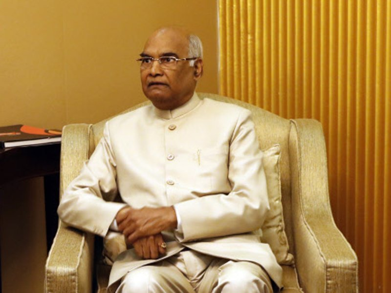 NDA's presidential candidate Ram Nath Kovind to file nomination today; PM Narendra Modi, NDA CMs to be there (PTI)