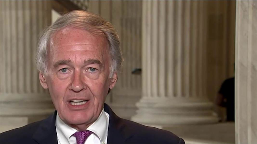 Ed Markey: Trump 'can't stop' demeaning the presidency https://t.co/kBw6OyfUZ7