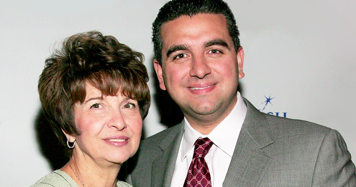 'Cake Boss' star Buddy Valastro's mom dies after ALS battle: https://t.co/QLzohjUEuw