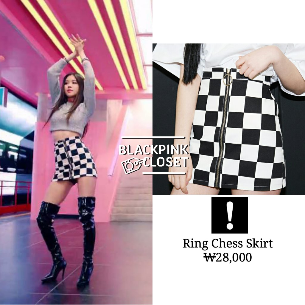 Blackpink Closet On Twitter M V As If It S Your Last Lisa