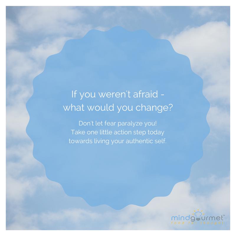 If you weren&#39;t afraid - what would you change? #afraid #change <br>http://pic.twitter.com/OlqlU9i2AQ