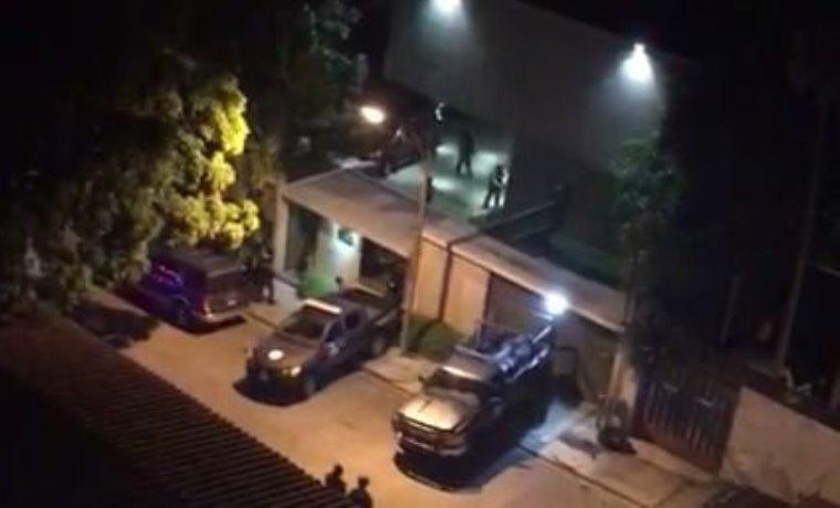 Sebin allanó casa en Altamira que vinculan con oposición y detuvo a su propietario