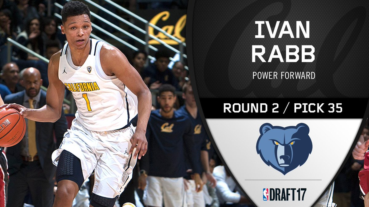 Walking in Memphis? Nah, Ivan Rabb would prefer Dominating in Memphis...