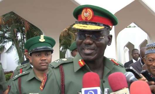 The Nigerian Army has denied the raging scandal that is making rounds in the media that its personnels scandalously extended careers of course mates.