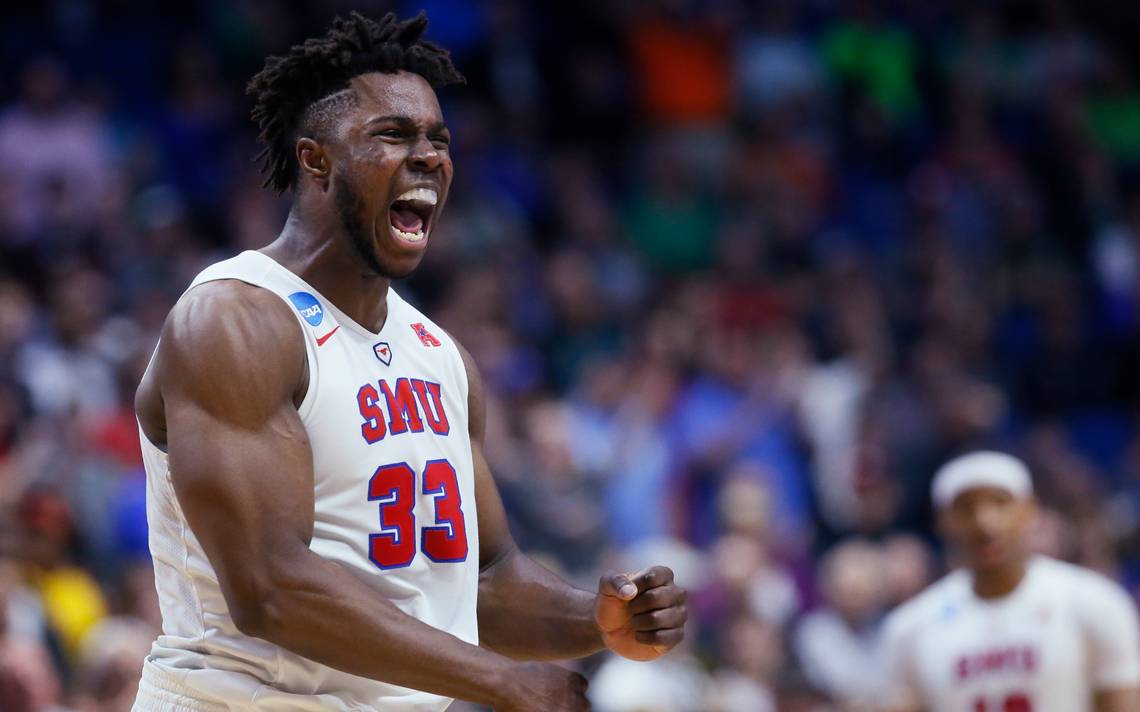 Celtics select Semi Ojeleye at No. 37 per @ShamsCharania. https://t.co...