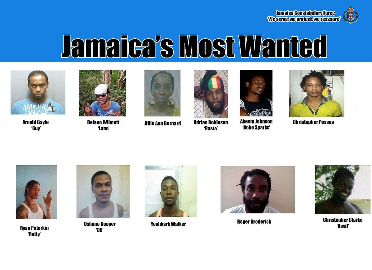 Help us locate these most wanted persons. @NatSecurityJA  #MostWanted  #RETWEEET <br>http://pic.twitter.com/cilg6czZRx