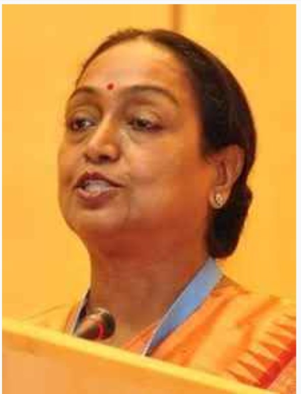All the best to the people's President #MeiraKumarForPresident ~ Unarg...