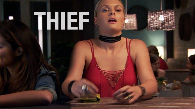 Stealing from Kat? Ya better run, girl  WATCH:  https:// bit.ly/ZiggyMistake  &nbsp;   #HomeandAway <br>http://pic.twitter.com/tnUsCRmdXc