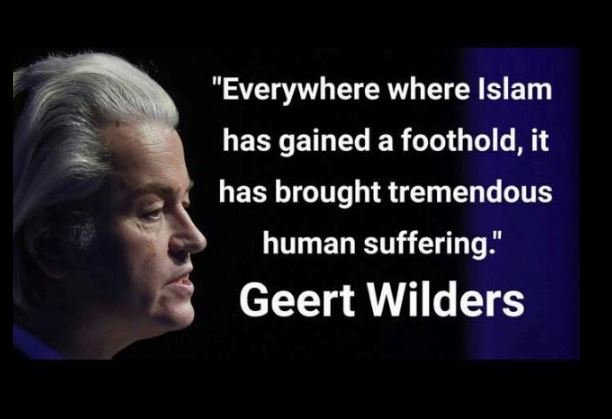 Defenders of Islam, please try to disprove this statement.  You cant. &quot;Everywhere where Islam has gained a foothold....&quot; #MAGA #Trump <br>http://pic.twitter.com/I936qwzdcO