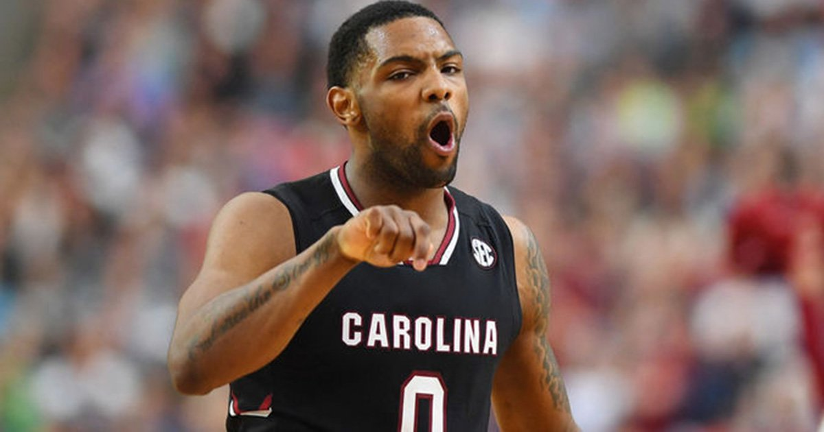 Clippers select Sindarius Thornwell with No. 48 pick. #NBADraft https:...