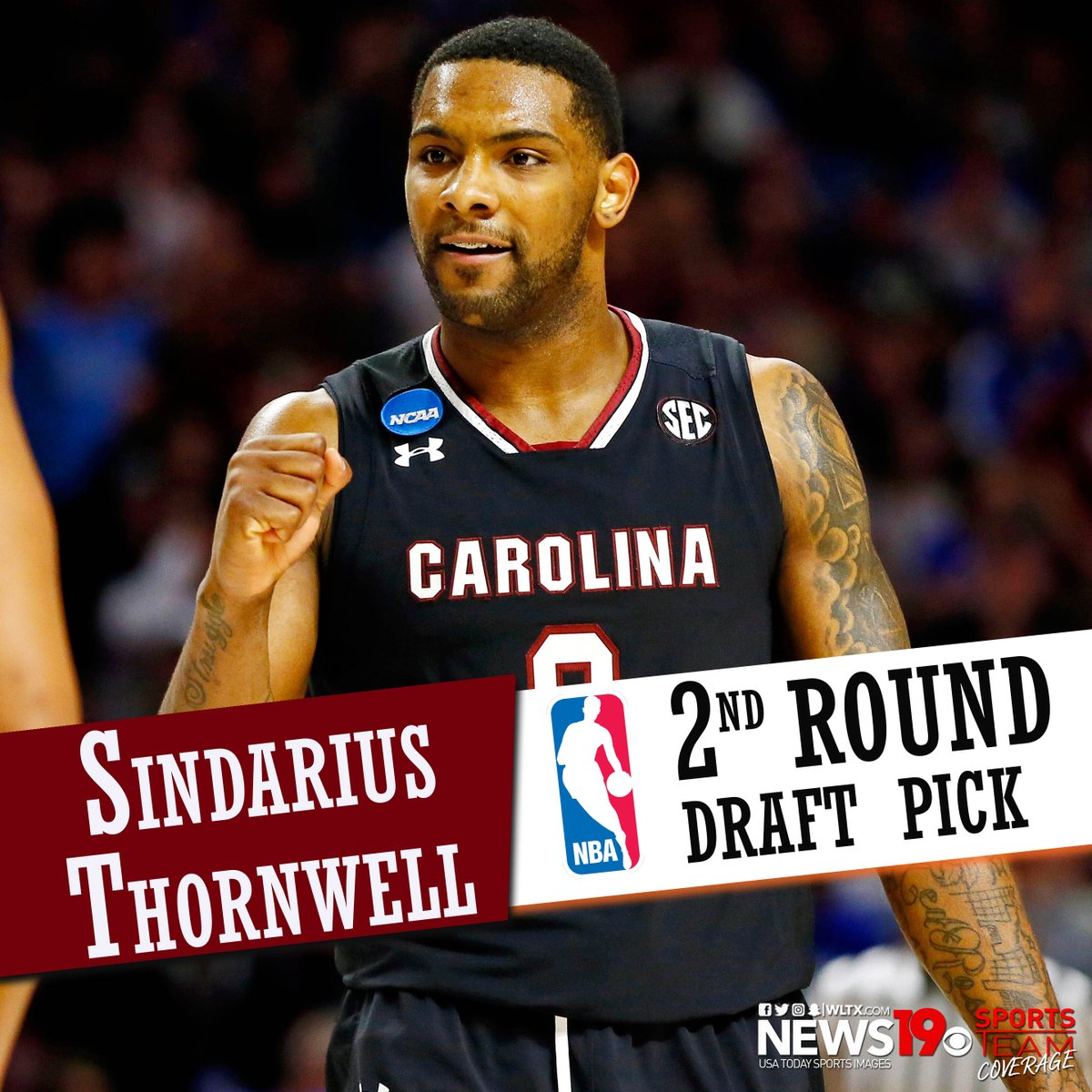#BREAKING: It's official: Sindarius Thornwell confirms he's a member o...