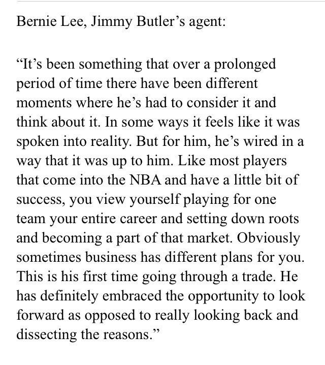 Jon Krawczynski On Twitter More Of Butler S Agent Bernie Lee