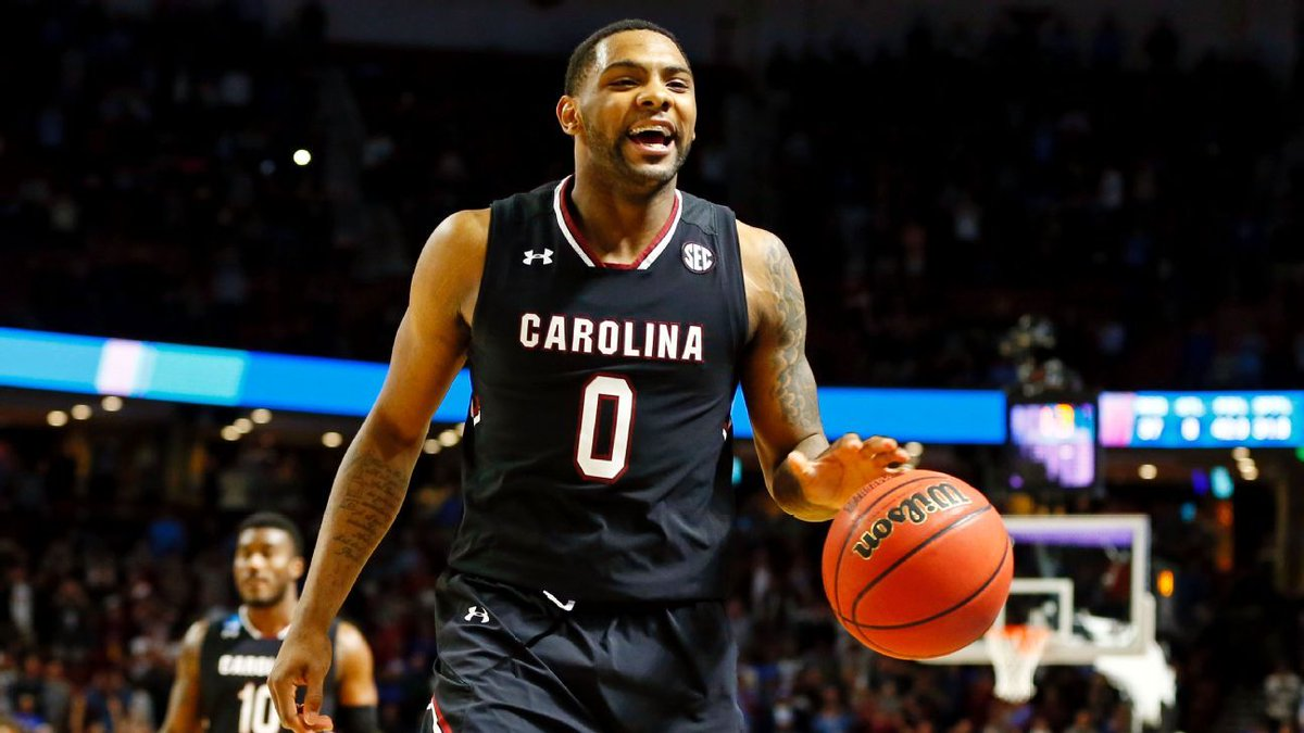 Clippers get South Carolina guard Sindarius Thornwell (via Bucks) http...