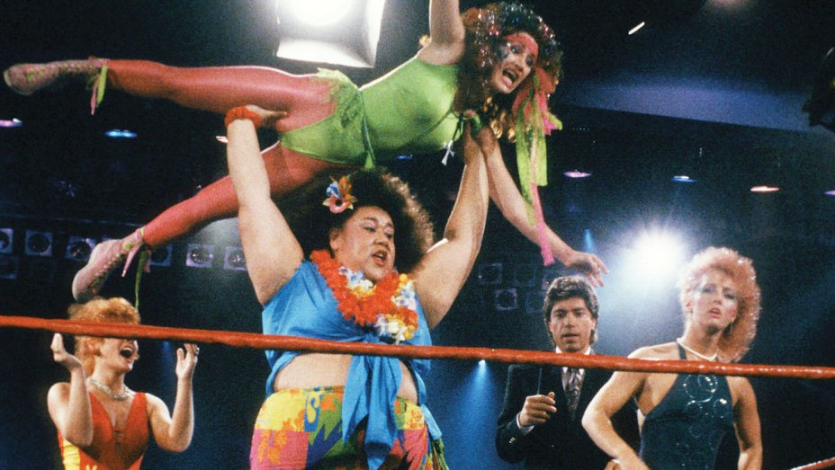 Hollywood flashback: GLOW smashed pro wrestling's glass ceiling in 198...