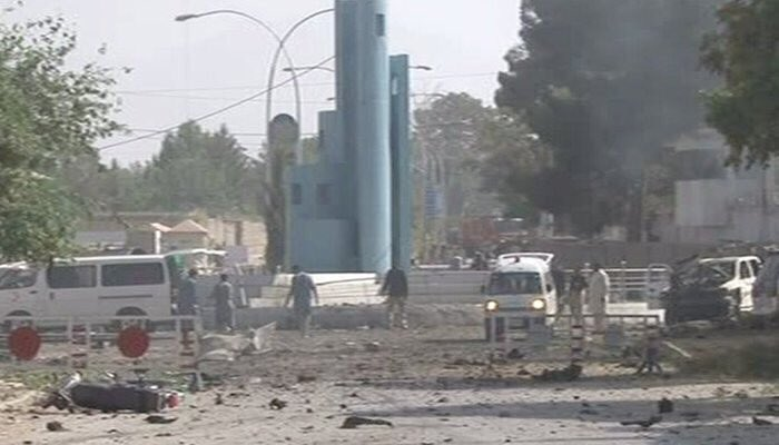11 dead after car bomb near police chief's office in Quetta