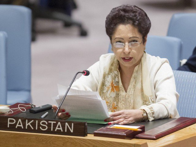 Kabul peace process: Taliban safe havens inside not outside Afghanistan, says Maleeha https://t.co/pAZLCVdVX3