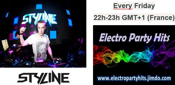 &quot;Styline&quot; On air every Friday #Styline #mix #livemusic  #housemusic #electro #friday #Webradio @Styline #OnAir #powerhouse #ibiza #TONIGHT<br>http://pic.twitter.com/6aSWtIrylJ