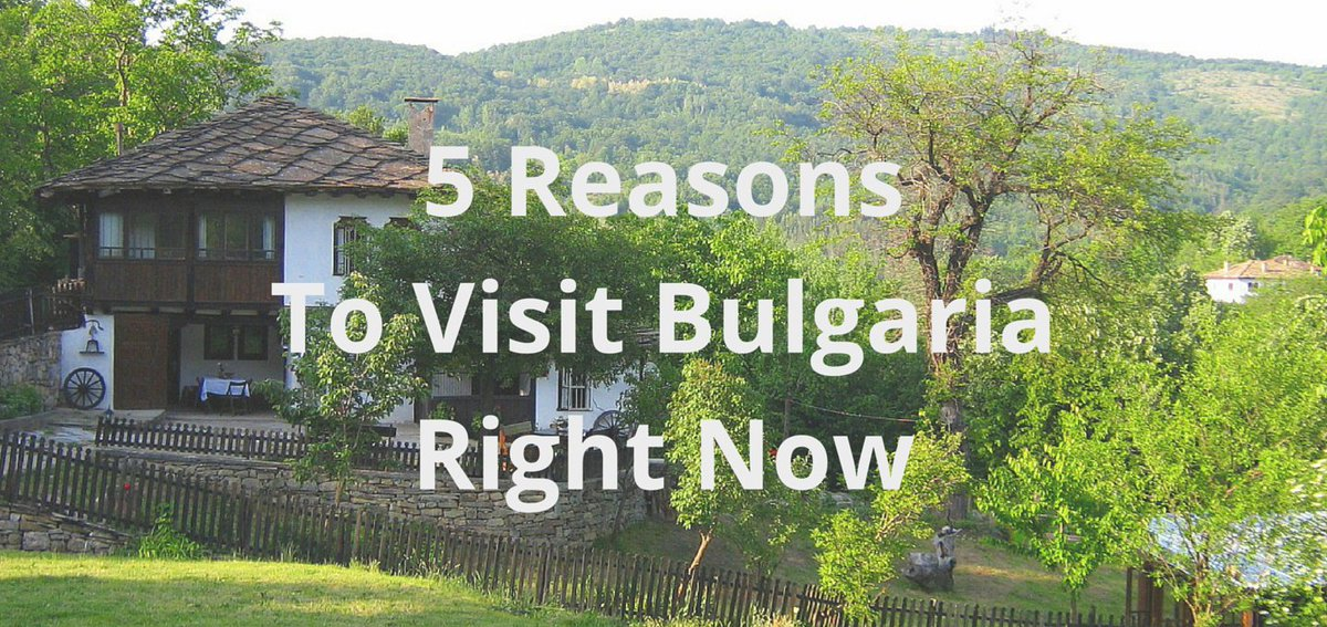Retweet Please: Find out why now is the best #time to visit #Bulgaria!  http:// ntripping.com/visit-bulgaria  &nbsp;   #travel #ttot #lp #exploreBulgaria #TRLT<br>http://pic.twitter.com/ZXlvolkHb6