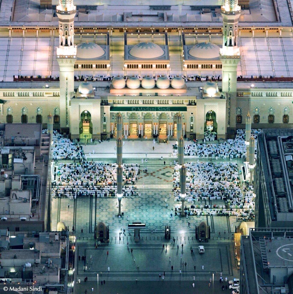 صور جميلة للمسجد النبوي في المدينة المنورة.  #رمضان #اخر_جمعة_في_رمضان...