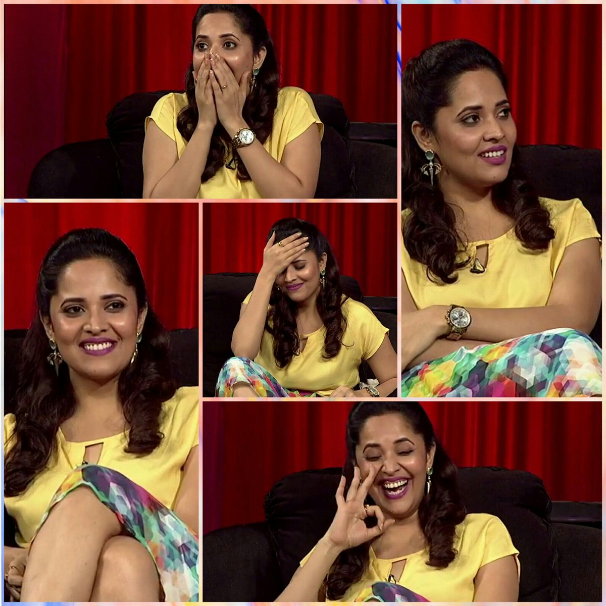 #nofilterneeded cuteness to the core as always @anusuyakhasba #cutiepie  <br>http://pic.twitter.com/8zrD0RJ2LH